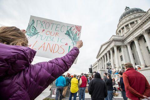 Public Lands Rally