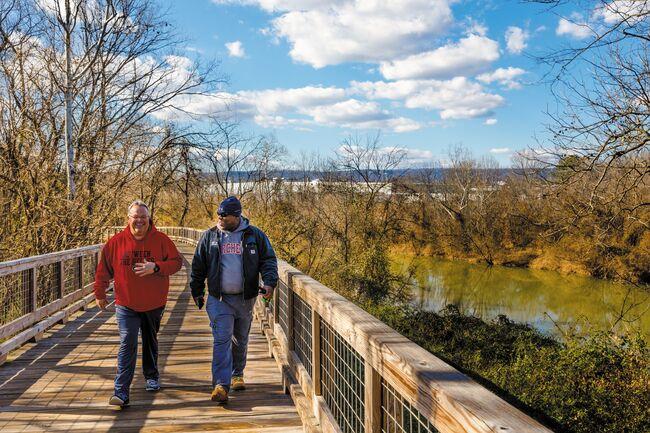 South Chickamauga Creek Greenway